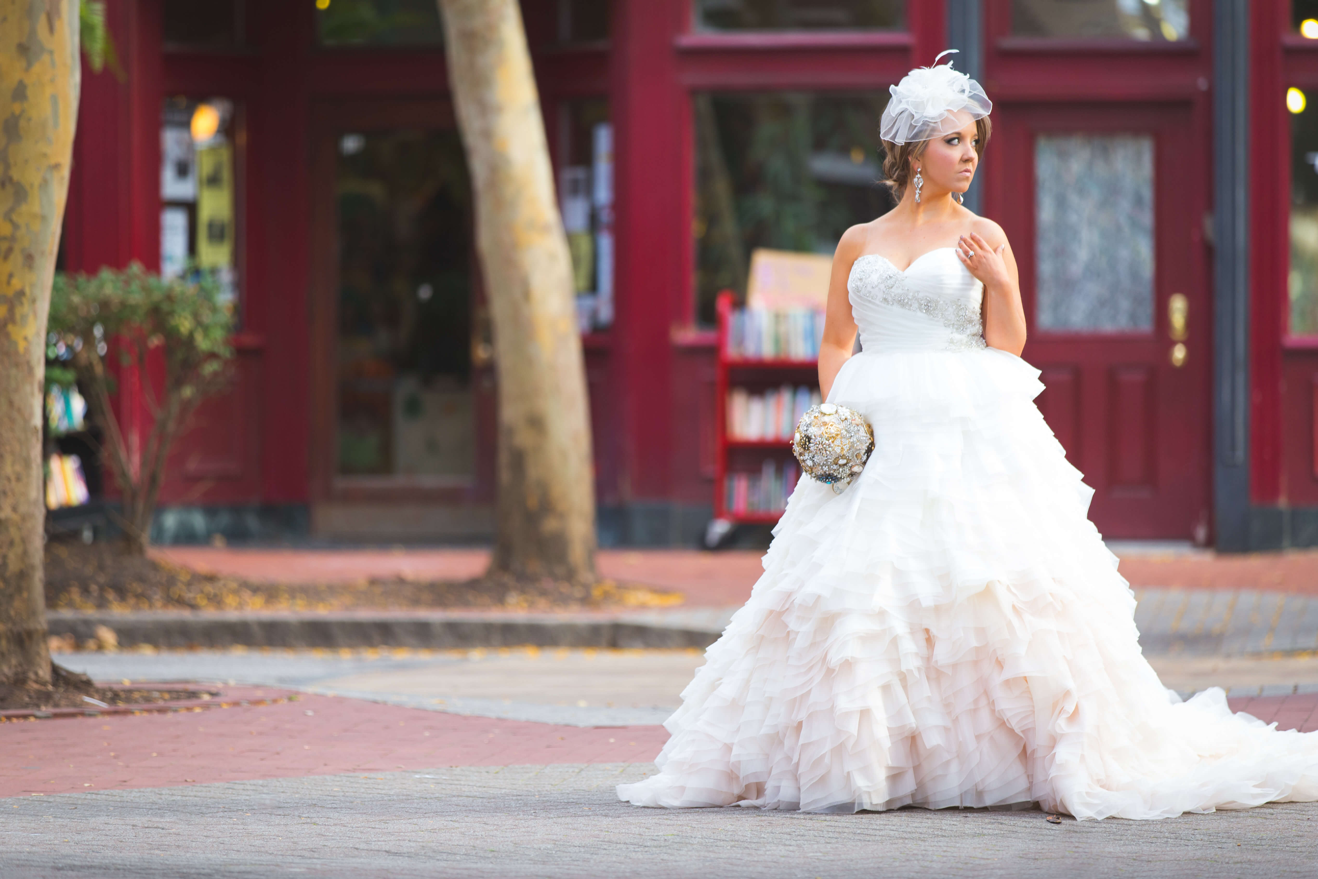 Lindsay\'s Bridal Session // Charleston, WV - Whitney Morgan Photography